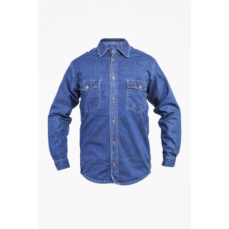 Koszula jeansowa 01