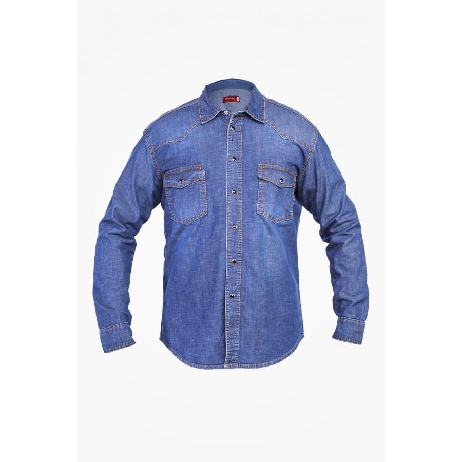 Koszula jeansowa 02