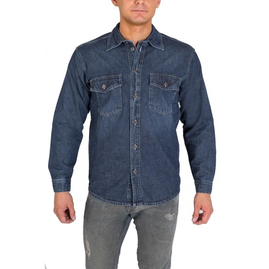 Koszula jeansowa 03