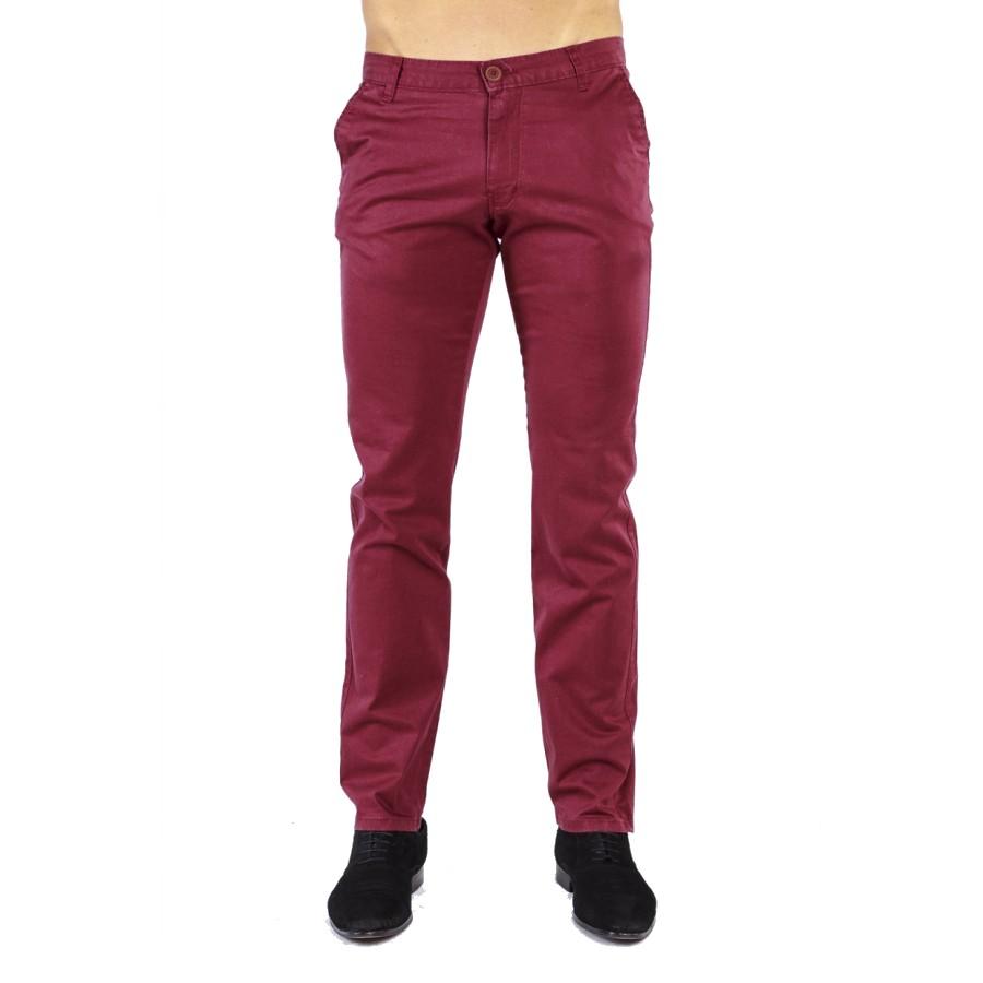 Spodnie chinos 411/046