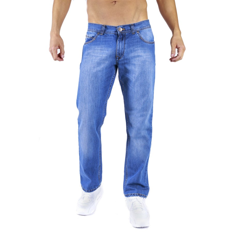 Spodnie jeansowe 400/018