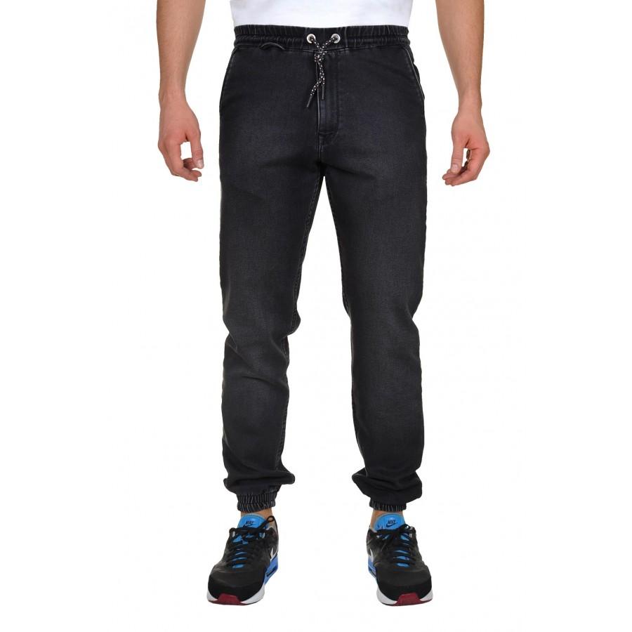Spodnie jogger black