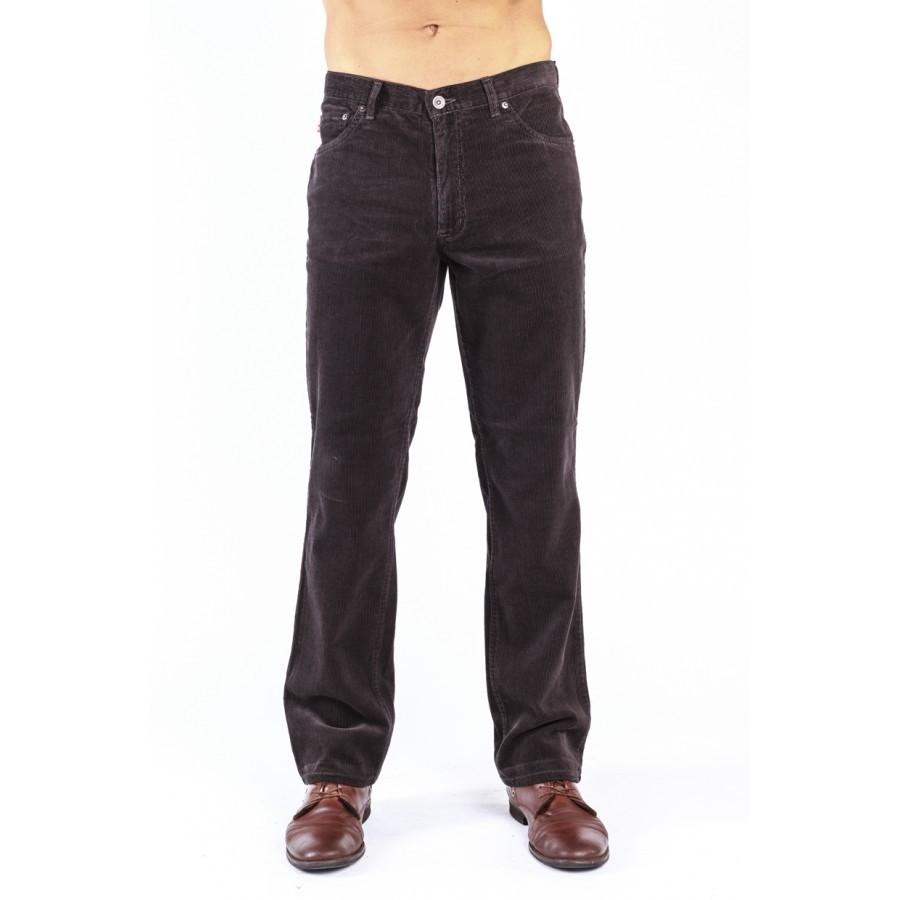 Spodnie sztruksowe 405/008