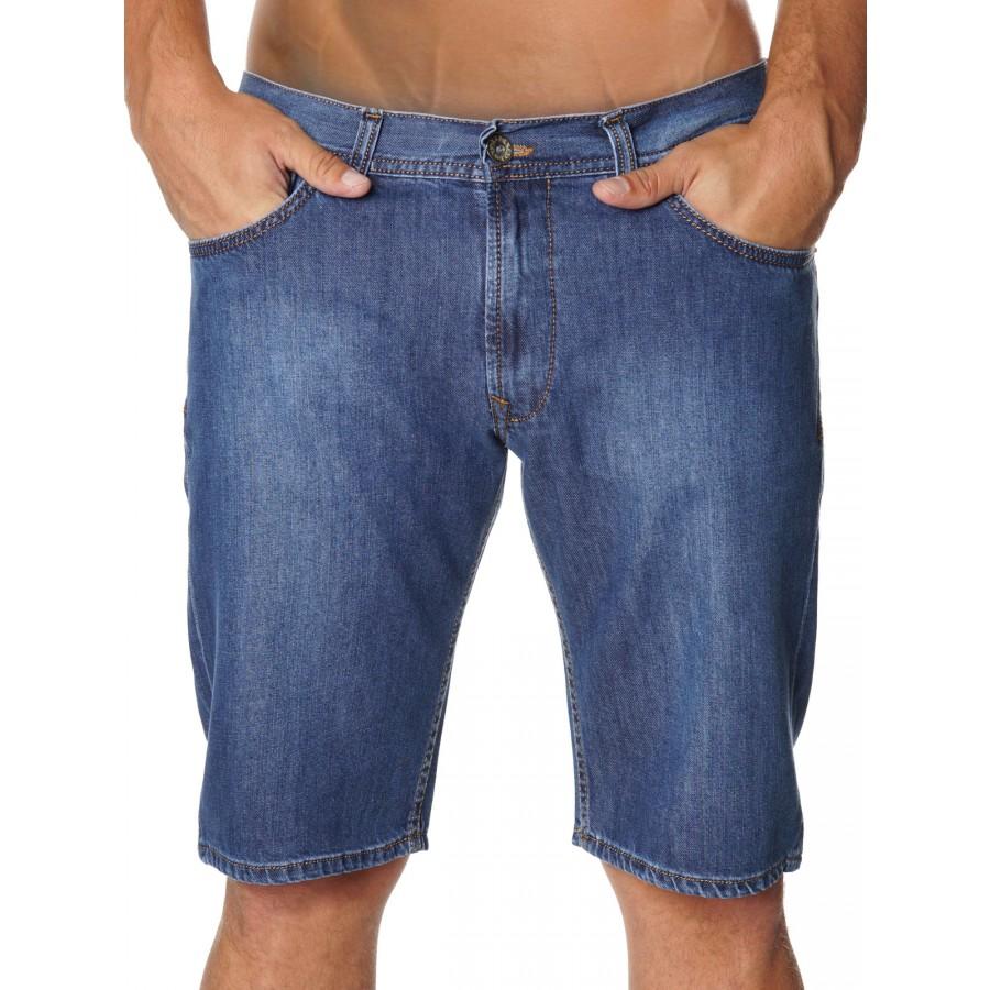 Szorty jeansowe 011